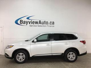 Used 2020 Mitsubishi Outlander ES - AWD! 7PASS! REVERSE CAM! HTD SEATS! + MORE! for sale in Belleville, ON