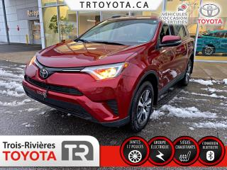 Used 2018 Toyota RAV4 LE TA for sale in Trois-Rivières, QC