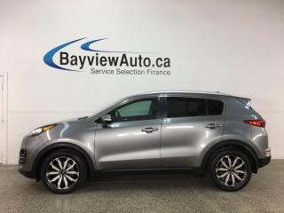 Used 2017 Kia Sportage EX - ONLY 38,000KMS! for sale in Belleville, ON
