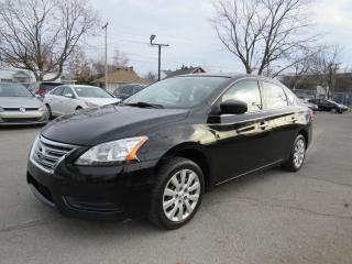 Used 2015 Nissan Sentra AUTOMATIQUE A/C BLUETOOTH CRUISE for sale in St-Eustache, QC