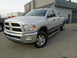 Used 2016 RAM 2500 Outdoorsman 4 roue motrice cabine multip for sale in Mirabel, QC