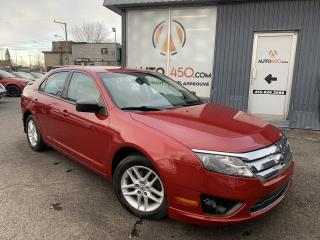 Used 2010 Ford Fusion ***SE,AUTOMATIQUE,BAS KILO,A/C,MAGS*** for sale in Longueuil, QC
