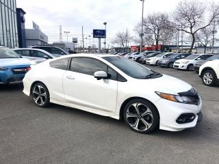 Used 2014 Honda Civic CIVIC SI HFP for sale in Trois-Rivières, QC