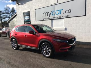 Used 2019 Mazda CX-5 GT LEATHER, SUNROOF, NAV, HEATED SEATS!! for sale in Richmond, ON