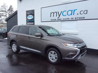 Used 2020 Mitsubishi Outlander ES 7 PASSENGER, ALLOYS, POWERGROUP!! POWERBUY!! for sale in Richmond, ON