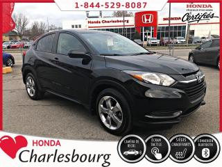 Used 2018 Honda HR-V LX ***30 979 KM***AUCUN ACCIDENT** for sale in Charlesbourg, QC