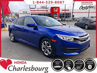 Used 2018 Honda Civic LX**AUTOMATIQUE**38 637 KM** for sale in Charlesbourg, QC