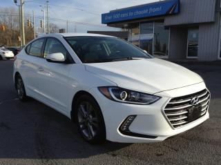 Used 2017 Hyundai Elantra GL ALLOYS, HEATED SEATS, BACKUP CAM, BLUETOOTH!! for sale in Kingston, ON