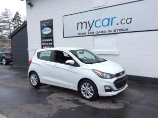 Used 2019 Chevrolet Spark 1LT CVT ALLOYS, BACKUP CAM, BLUETOOTH!! for sale in North Bay, ON
