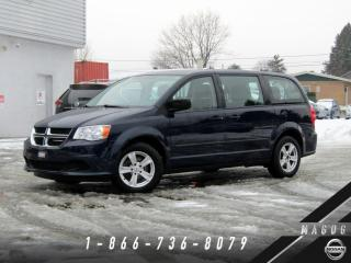 Used 2015 Dodge Grand Caravan SE + MAGS + BAS KILO + 7 PASSAGERS! for sale in Magog, QC