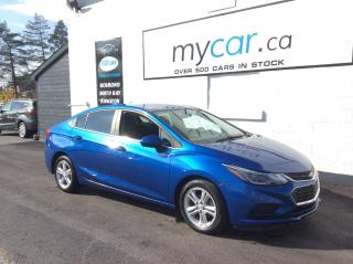 Used 2016 Chevrolet Cruze LT Auto ALLOYS, BACKUP CAM, HEATED SEATS!! for sale in North Bay, ON