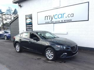 Used 2016 Mazda MAZDA3 GS ALLOYS, HEATED SEATS, BACKUP CAM!! for sale in North Bay, ON
