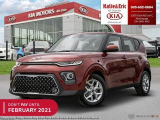 New 2021 Kia Soul EX for sale in Mississauga, ON