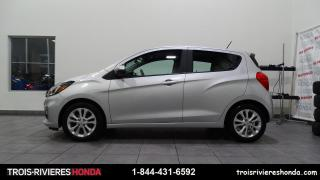 Used 2019 Chevrolet Spark 1LT + BLUETOOTH + MAGS + A/C + CRUISE ! for sale in Trois-Rivières, QC