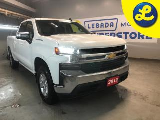 Used 2020 Chevrolet Silverado 1500 LT 4WD Double Cab * 5.3L ECOTEC3 V8 * 6 Passenger * Back Up Camera * Heated Cloth Seats * Apple Car Play & Android Auto * Trailer Receiver With Pin Co for sale in Cambridge, ON