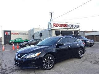 Used 2016 Nissan Altima 2.99% Financing - 2.5 SV - NAVI - SUNROOF - REVERSE CAM for sale in Oakville, ON