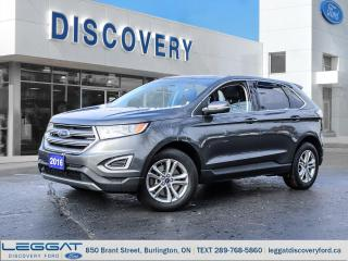 Used 2016 Ford Edge SEL - AWD for sale in Burlington, ON