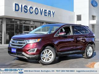 Used 2018 Ford Edge SEL for sale in Burlington, ON