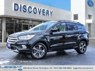 Used 2018 Ford Escape SEL - 4WD for sale in Burlington, ON