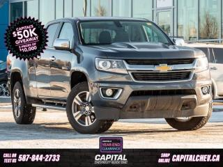 Used 2015 Chevrolet Colorado 4WD LT for sale in Calgary, AB