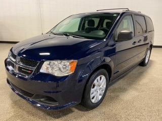 Used 2014 Dodge Grand Caravan SE/SXT DVD PLAYER, POWER WINDOWS, AND MORE! for sale in Calgary, AB