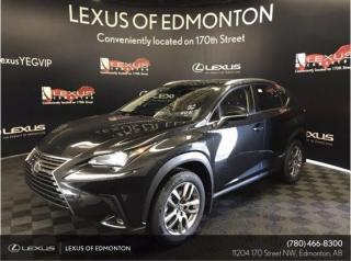 New 2021 Lexus NX 300 Premium Package for sale in Edmonton, AB