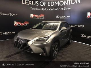 New 2021 Lexus NX 300h Executive Package for sale in Edmonton, AB