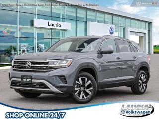 New 2020 Volkswagen Atlas Cross Sport for sale in PORT HOPE, ON