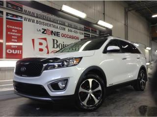 Used 2017 Kia Sorento EX+ V-6 7 PASSAGÉS DÉMARREUR TOIT PANO ! for sale in Blainville, QC