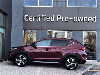 Used 2016 Hyundai Tucson LIMITED w/ NAVI / LEATHER / PANO ROOF for sale in Calgary, AB