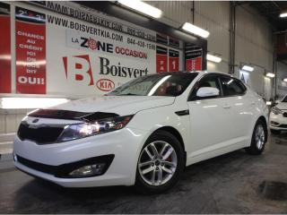 Used 2013 Kia Optima LX TOIT PANORAMIQUE DÉMARREUR DISTANCE !! for sale in Blainville, QC