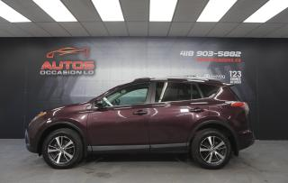 Used 2017 Toyota RAV4 AWD XLE AUTO TOIT OUVRANT MAGS CAMERA 47 161 KM !! for sale in Lévis, QC