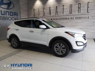 Used 2016 Hyundai Santa Fe PREMIUM AWD 2.0T BANC/VOLANT CHAUFFANTS for sale in Sherbrooke, QC