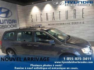 Used 2016 Dodge Grand Caravan SE  STOW'N GO  AIR CLIMATISÉ  CRUISE for sale in Sherbrooke, QC