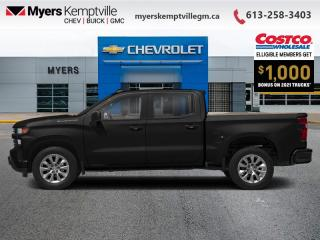 New 2021 Chevrolet Silverado 1500 Custom for sale in Kemptville, ON