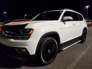 Used 2018 Volkswagen Atlas Execline 3.6L 8sp at w/Tip 4MOTION for sale in Orleans, ON
