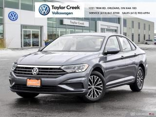 Used 2020 Volkswagen Jetta Comfortline 1.4t 8sp at w/Tip for sale in Orleans, ON
