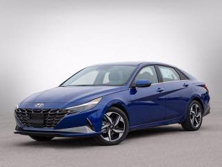 New 2021 Hyundai Elantra Ultimate w/Two-Tone Interior for sale in Fredericton, NB
