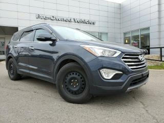 Used 2014 Hyundai Santa Fe XL Luxury ONE OWNER ACCIDENT FREE TRADE.EXTREMELY WELL MAINTAINED VEHICLE WITH 2 SETS TIRES AND RIMS for sale in Toronto, ON