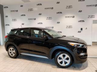 Used 2017 Hyundai Tucson 2.0L 4 portes TA *Jamais accidenté* for sale in St-Eustache, QC
