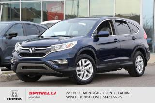 Used 2016 Honda CR-V EX AWD TOIT GARANTIE 120000 KM AWD MAGS TOIT BLUETOOTH CAM RECUL++ for sale in Lachine, QC