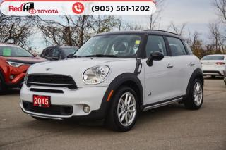 Used 2015 MINI Cooper Countryman Cooper S for sale in Hamilton, ON