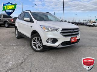 Used 2017 Ford Escape SE | 4WD | 2.0L ECOBOOST ENGINE | CONVENIENCE PACKAGE | LEATHER PLUS PACKAGE for sale in Kitchener, ON