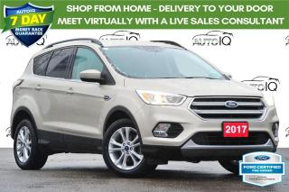 Used 2017 Ford Escape SE 201A | LEATHER | NAVIGATION for sale in Kitchener, ON