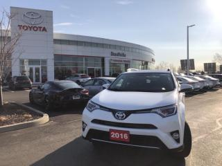 Used 2016 Toyota RAV4 Hybrid HYBRID XLE - NEW TIRES - NEW BRAKES - TRAILER HITCH for sale in Stouffville, ON