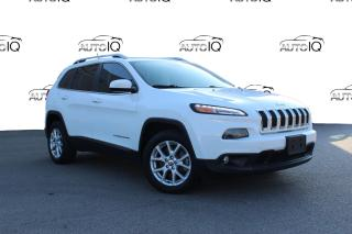 Used 2014 Jeep Cherokee North SUPER CLEAN! CERTIFIED for sale in Hamilton, ON