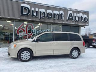 Used 2013 Dodge Grand Caravan SXT Stow N Go for sale in Alma, QC