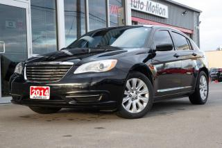 Used 2014 Chrysler 200 LX for sale in Chatham, ON