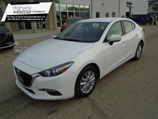 Used 2018 Mazda MAZDA3 GS Local, Low Mileage, Accident Free Sedan for sale in Steinbach, MB
