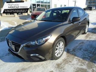 Used 2015 Mazda MAZDA3 GS-SKY at One Owner - Collision Free Sedan for sale in Steinbach, MB